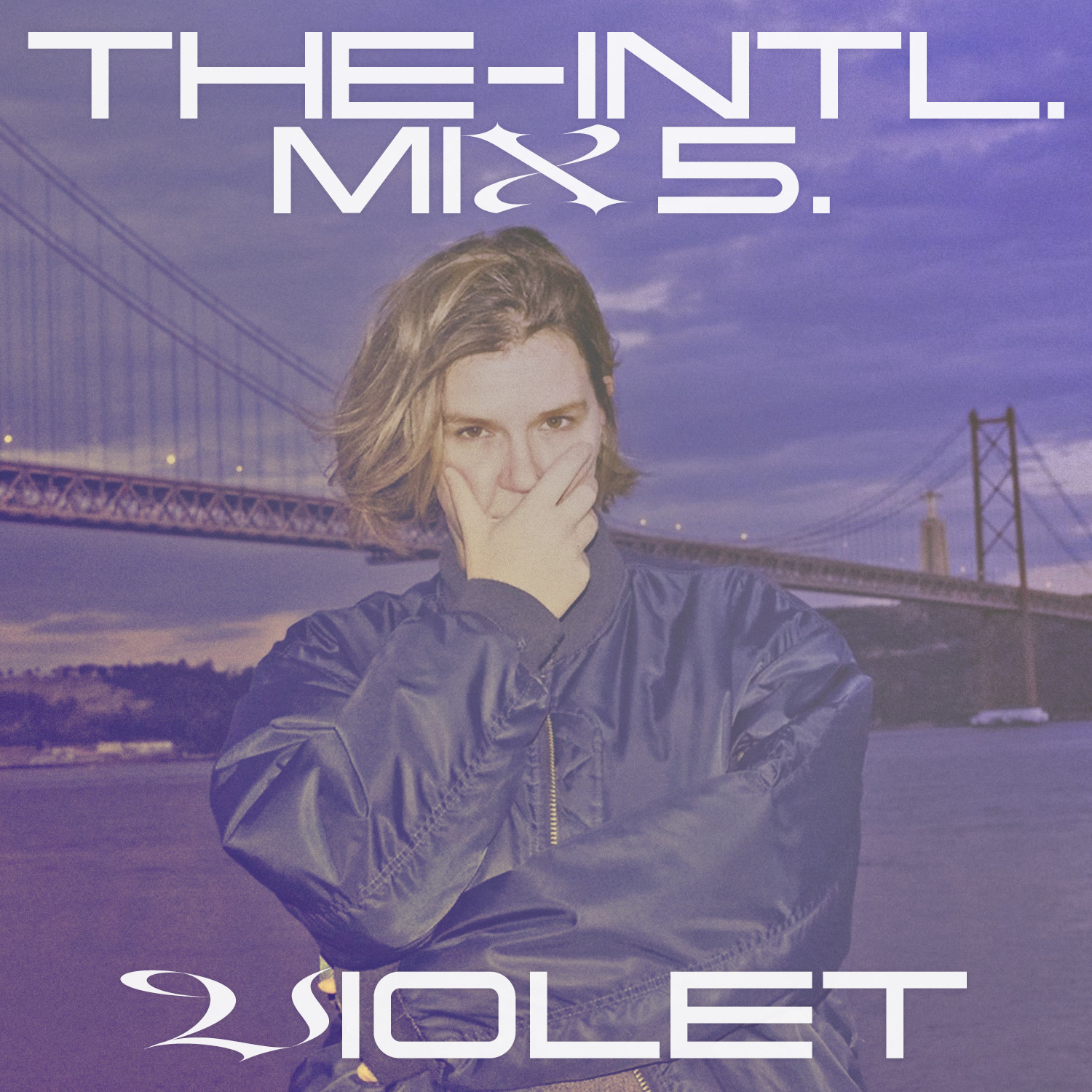 THE-INTL.MIX 5. VIOLET